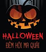 Halloween Đầm Sen - Đêm hội ma quái