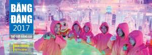Thế Giới Băng Giá - Băng Đăng 2017 Đầm Sen