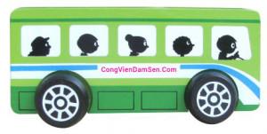 Các tuyến xe Buýt đến Đầm Sen